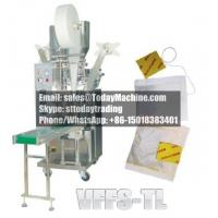 Buy cheap Single Tube Vertical Form/Fill/Seal Machine,tea bag packing machine product