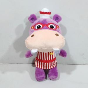 Personalized Disney Doc McStuffins Cuddles & Hugs Hallie Hippo Plush Toys