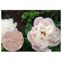 Buy cheap Peony Root Powder Natural Anti Inflammatory Supplements Water Solvent CAS 23180 57 6 product