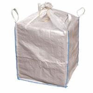 Buy cheap Cross Corner Loops Laminated PP FIBC Bulk Bags Closed Bottom Anti Static UV Stabilization product