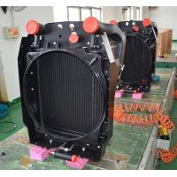 Buy cheap Aluminum bar& plate truck radiator with heavy duty performance product