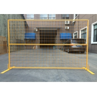Buy cheap Iron ASTM Security Removable Temporary Fence Panels product