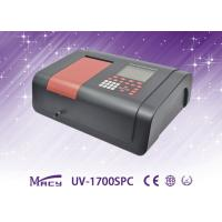 Buy cheap 6 Inch LCD Display Dual Beam Spectrophotometer , Benzene Spectrophotometer Amaranth product