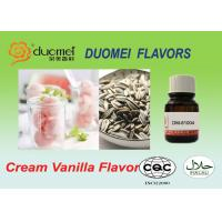 Buy cheap Nature Pure Cream Vanilla Flavor Food Flavouring Extracts For Fried Products product
