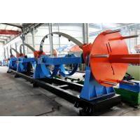 Buy cheap BOW TYPE SKIP STRANDER JC-500/800/1000/1250/1600 FOR TWISTING ROUND CROSS-LINKED CABLE, BARE COPPER STEEL ALUMINUM WIRE product