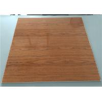 Buy cheap Fireproof PVC Ceiling Boards For Interior Ceiling Decoration 595×595 Mm product