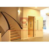 Buy cheap Comfortable Elegant Small Passenger Lifts For Home Use Load 250~400kg from wholesalers