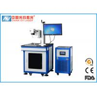 Buy cheap 20 Watt UV Laser Marking Systems for Ceramic Drilling Money product