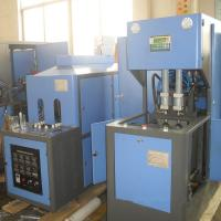 Buy cheap Semi Auto Bottle Molding Machine PET PP PE Plastic Injection Machine 0.1 - 3L 2 Cavity product