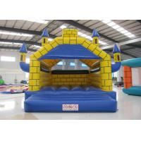 Buy cheap Digital Printing Indoor Jump House , Party Children'S Bounce House 5 X 6m Fire Resistance product