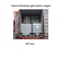 China 69% 65% Liquid Cationic Etherification Agent  PTAC 1881 used in Water Treatment Industry on sale