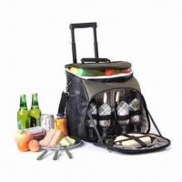 Buy cheap Picnicware Bags, 1200D fabric product