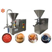Buy cheap JM-130 Industrial Peanut Butter Making Machine Automatic Colloid Mill product