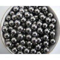Buy cheap High Precision Tungsten Carbide Valve Ball Excellent Corrosion Resistance product
