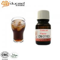 Buy cheap Soft And Sweet Cola Oil Flavor Confectionery Flavours With Good Taste product