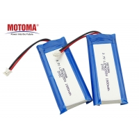 Buy cheap 1500mah 3.7V POS Machine Battery Rechargeable With High Consistency product