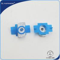 Buy cheap Solar Fastener Strut Channel Nuts With Plastic Wing Free Samples product