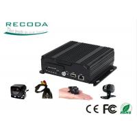 Buy cheap 4CH 3G HD 1080P Mobile CCTV DVR Remote live view WIFI GPS SD Card Vehicle MDVR from wholesalers