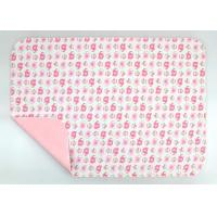 Buy cheap Wipeable Non Toxic Baby Changing Pad Fold Up Changing Mat PE Waterproof Layer product