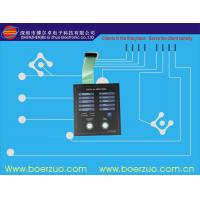 Buy cheap Electronic Lock Touch LED Membrane Switch With Glossy Window product