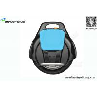 Buy quality Outdoor Sport Stand Up Gyroscopic Electric Unicycle , Top Speed 18km/h at wholesale prices