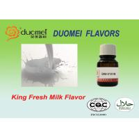 Buy cheap Pure Fresh Milk Taste Bakery Cake Flavors Colorless To Light Yellow product