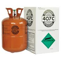 Buy cheap Mixed refrigerant gas R407c 99.9% purity good quality product