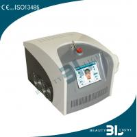 Buy quality Portable 808nm diode home laser hair removal machine with 10 - 1200ms Pulse width at wholesale prices
