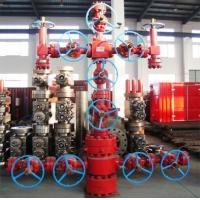 """Wellhead 3-1/16"""" 10000psi Drill Rig Christmas Tree, API 6A 3-1/16"""" 10000psi X-Mas Tree for Oil Drilling or Control"""