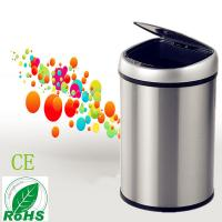 Buy cheap Stainless Steel Round Home Garbage Bin Stand/GYT8-2C-Y product