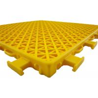 High And Low Temperature Resistance Outdoor Sports Flooring Glue Or Nails Needless