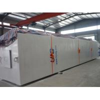 Buy cheap Low Pressure Cryogenic Air Separation Plant with Oxygen 99.7% and Nitrogen 99.99% product