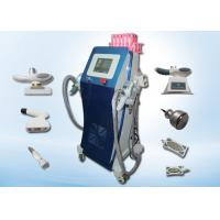 Buy quality Vacuum Roller Cavitation Laser Cryo Freeze Fat Machine For Increasing Skin Elasticity at wholesale prices