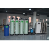 20T Water Plant RO System Commercial Water Purifier Plant for sale