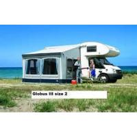 Buy quality Comfortable large Canvas Motor home Awning 5 Person Car Caravan Tent at wholesale prices