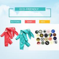 Buy cheap Customizable Eco - Friendly Bulk Buttons For Baby Clothing from wholesalers