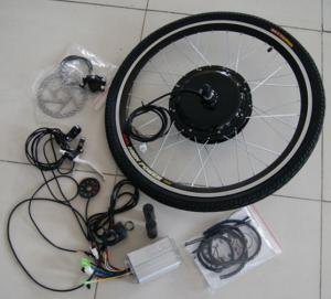 Buy cheap RH205 1000W electric wheel brushless hub motor product