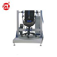 Buy cheap PLC Control Chair Swivel Durability Test Instrument , No Impact , Truly Simulate product