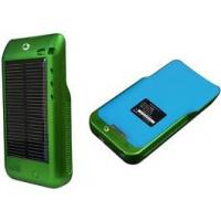 Buy cheap ROHS Solar Power Pack Case for iPhone Charger Portablet Battery Power 1800 mAh product