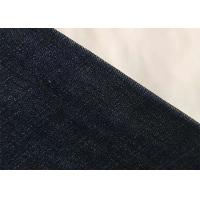 Buy cheap Twill Premium Stretch Denim Fabric By The Yard 10.7oz 84 * 51 Mm Density W228A from wholesalers