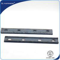 Buy cheap Professional Railroad Accessories Railway Fish Plate For Rail Connection product