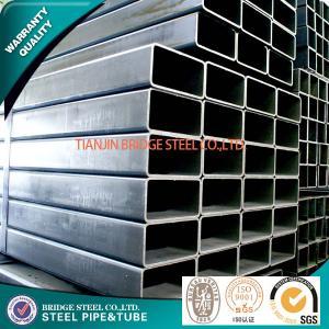 Buy cheap Pre Galvanized Square Steel Pipe API J55 API L80 ASTM A53 Q195 product
