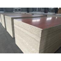 Buy cheap Melamine faced chipboards,9-25mm Wood Grain Melamine Chipboard/Particle Board product