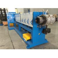 Buy cheap High Speed Multi Function Cable Extruder Machine Line Of Dia 45mm 380V 50 60Hz product