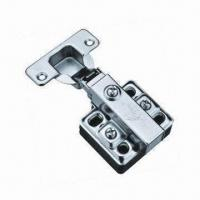Buy cheap Heavy-duty Hydraulic Hinge with Plastic Base, Made of Cold-rolled Steel product