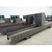 Buy cheap Pre - Fabricated Warehouse Steel Frame With Steel Floor Decks Power Produce House product