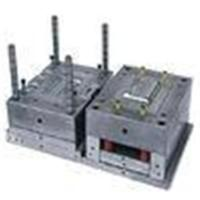 4 Cavities Hot Runner LKM / DME Mould Based Pretreat Plastic Injection Moulds