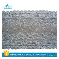 Buy cheap Gray Women Lingerie Lace Fabric Nylon Stretch Lace African Garment Lace For Dress product