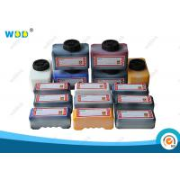 Buy cheap Ethanol Based DOD Ink Jet Printer Ink Quick Drying With High Viscosity product