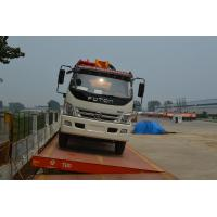 Buy cheap 32 meters Boom Truck With Concrete Pumps With Fast Delivery product